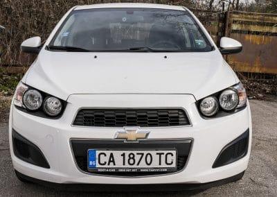 Chevrolet Aveo hatch back (1)