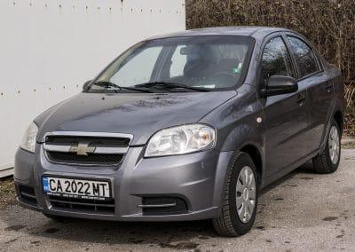Chevrolet Aveo (1)