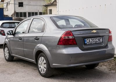 Chevrolet Aveo (3)
