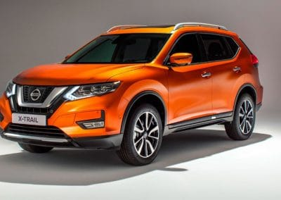 Next chapter of Nissan X-Trail success story kicks off at UEFA C